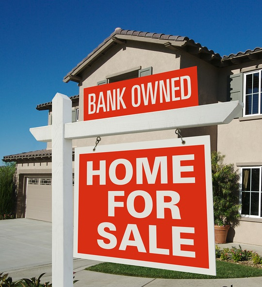 Banked Owned REO properties
