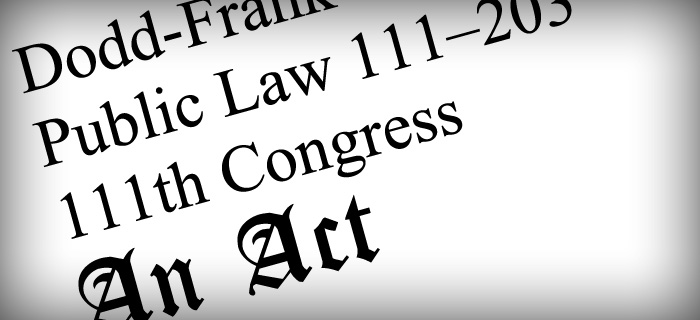 How The Dodd-Frank Act affects investing