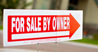 Place your FSBO signs effectively to help flip houses