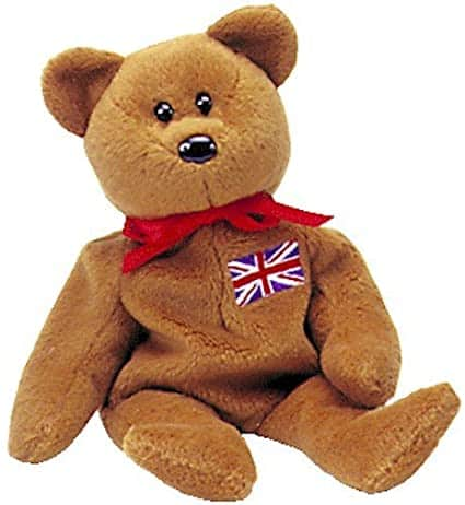 Brittania bear
