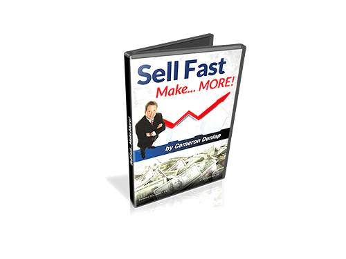 Sell Fast – Make More